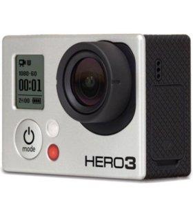 Видеокамера экшн GoPro 3