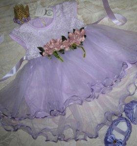 Нарядные платья + аксессуары в подарок