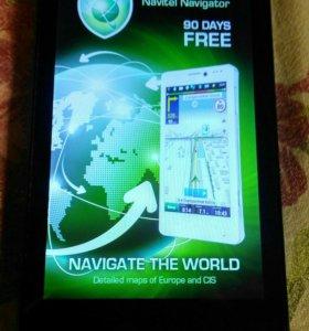 Смартфон Prestigio MultiPhone 4055 DUO