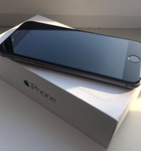 Айфон 6 16g Space Gray