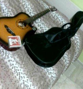 Гитара обычная