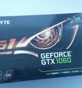 Видеокарта Gigabyte Geforce GTX 1060 G1 Gaming,6Gb