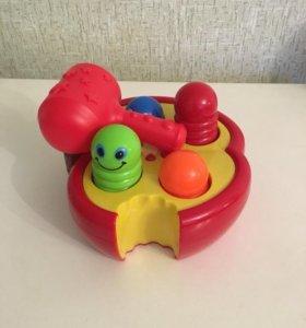 Стучалка (развивающая детская игрушка)