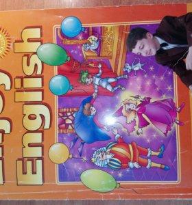 Учебник английского языка Enjoy English 4 кл