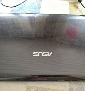 Ноутбук Asus a52j intel  core i5 ОЗУ 6ГБ