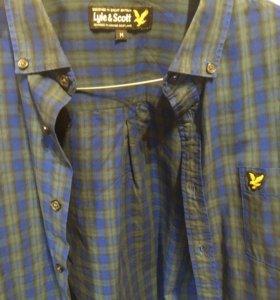 Оригинальная рубашка lyle scott