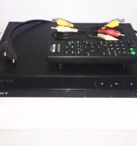 DVD-плеер Sony DVP-SR320 с USB