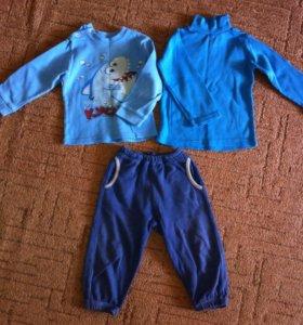 Одежда на 1 - 1,5 года