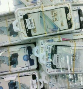 Защитное стекло Iphone, xiaomi, Samsung, meizu тд