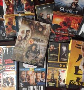 19 dvd дисков фильмы