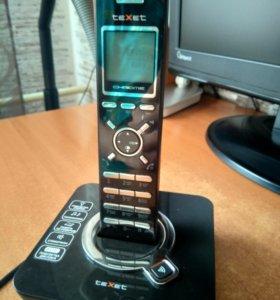 Телефон беспроводной (DECT) teXet TX-D7600