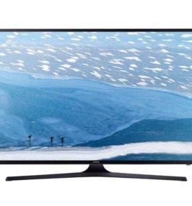 4К телевизор Samsung 50KU6000