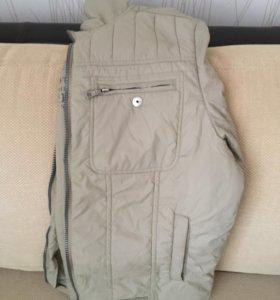 Куртка мужская размер 52-54 фирмы Tiger force.
