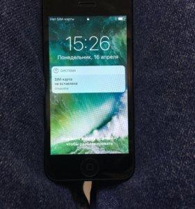 Айфон 5 16 gb Новый