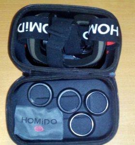 Шлем виртуальной реальности для телефона HOMIDO