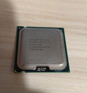 Intel core 2 duo E4600 2.4 Ghz (рабочий!)