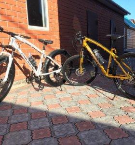 Новые велосипеды. Новинка сезона