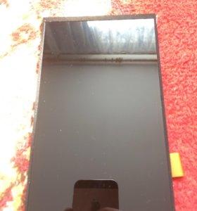 Матрица и плата для планшета Roverpad Go c7 WIFI