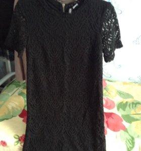 Кружевное платье H&M