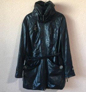 Кожаная куртка/парка LE Monique