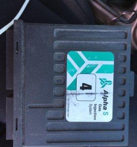 ГБО газ оборудование Альфа