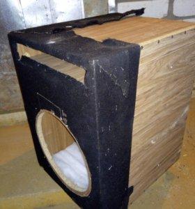Короб под буфера