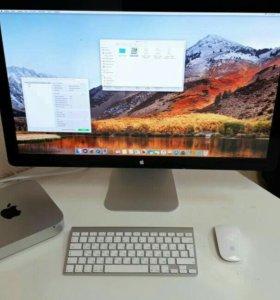 Mac Mini MD388 i7 2,3, 8 Гб, SSD 240