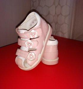 Детские сандали Kapika