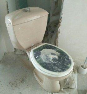 Временный туалет