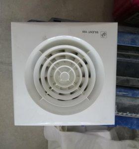 Вентилятор осевой бесшумный S&P Silent 100 CZ