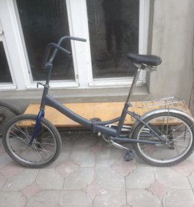 Велосипед новый колёса новые