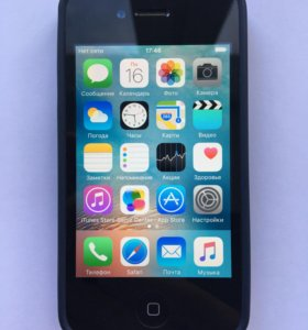 IPhone 4S, Black, 16 GB