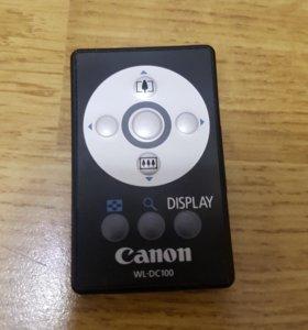 Пульт ДУ Canon WL-DC100