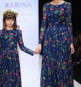 Платье в пол Zarina 46 размер