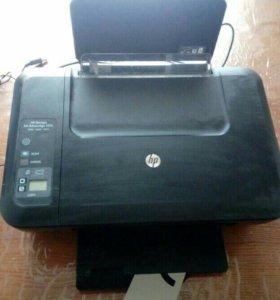 Принтер Hp 3 в одном