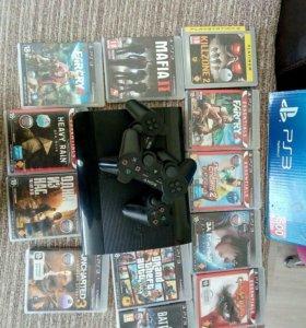 PS 3 super slim 500 gb