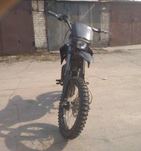 Irbis ttr 125 Ирбис ттр 125 питбайк pitbike