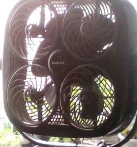 Вентилятор напольный с пультом управления