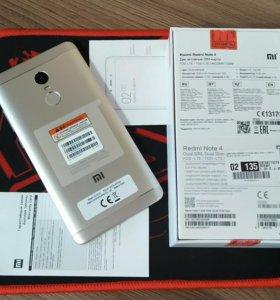 Xiaomi redmi note 4x 3/32 ГБ