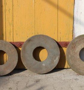 Абразивные круги 345;330;300 мм. посадка 127 мм.