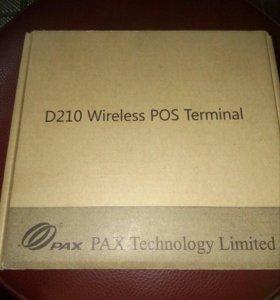 "Кассовый терминал ""D210 Wireless POS Terminal"