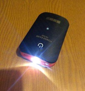 Портативный аккумулятор на 7800 mAh