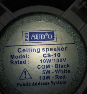 Колонкаpro audio
