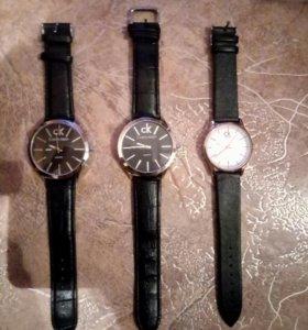 Новые часы с кварцевым механизмом