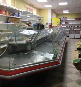 Холодильники для магазина б/у