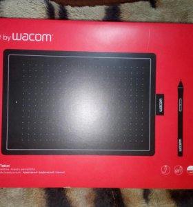 Графический планшет one by wacom ctl-672