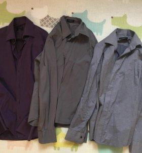 Мужская рубашка 44-46р.
