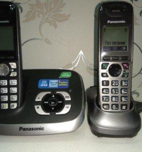 Радиотелефон Panasonic KX-TG6521RU