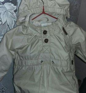 Весенняя стильная куртка для девочки.