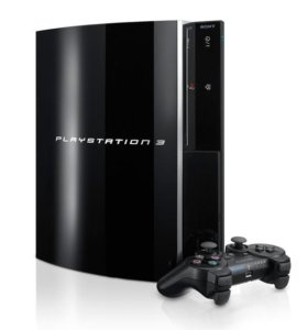 Sony PS3 (fat), прошита, 500Гб